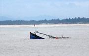 Chìm tàu trong luồng cảng Hải Phòng, một thuyền viên thiệt mạng