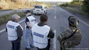 Đoàn xe OSCE bị bắn ở miền Đông Ukraine