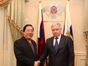 Cần thúc đẩy quan hệ Việt-Nga đi vào chiều sâu