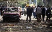 Đánh bom liên tiếp tại thủ đô Cairo, Ai Cập