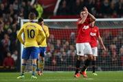 Arsenal và Manchester United đối đầu vì Champions League