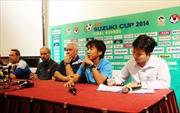 Chốt danh sách cầu thủ dự VCK AFF Cup 2014