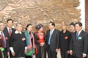 Tuyên Quang cần tiếp tục quan tâm đào tạo cán bộ dân tộc thiểu số