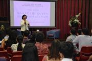 Lưu học sinh Việt Nam tại Australia hướng về biển Đông