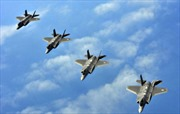 Anh đặt mua 14 chiến đấu cơ F-35 của Mỹ