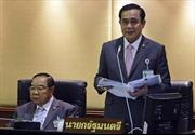 Thái Lan hoãn tổng tuyển cử tới 2016