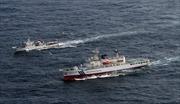 Tàu Trung Quốc lại xâm nhập vùng biển Nhật Bản