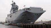 Đằng sau thương vụ tàu Mistral giữa Pháp và Nga