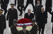 Nga tìm cách tăng cường quan hệ với Thổ Nhĩ Kỳ