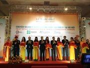 Khai mạc triển lãm Quốc tế chuyên ngành Y dược lần thứ 21
