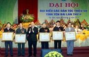Đại hội đại biểu các dân tộc thiểu số tỉnh Yên Bái lần thứ 2