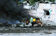 Đánh bom liều chết nhằm vào đoàn xe LHQ tại Somali