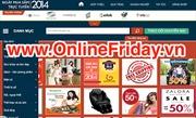 Tuyệt chiêu săn khuyến mại 'khủng' trong Ngày Mua sắm trực tuyến 2014