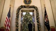 Giáng sinh 'gõ cửa' Nhà Trắng
