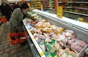 Nga cấm nhập thịt gia cầm thành phẩm từ Mỹ