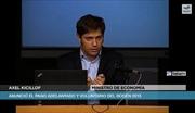 Argentina mua lại trái phiếu nợ trị giá 6,7 tỷ USD