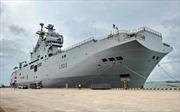 Pháp tuyên bố khả năng không giao tàu Mistral cho Nga