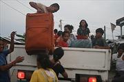 Nửa triệu người Philippines sơ tán tránh siêu bão Hagupit