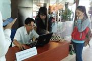 Ga Sài Gòn khắc phục mất mã thanh toán vé tàu qua mạng