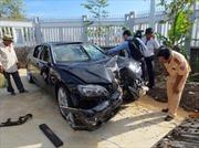 Công điện khắc phục hậu quả vụ xe BMW gây tai nạn