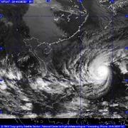 Tin bão Hagupit gần Biển Đông