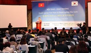 Thúc đẩy quan hệ Đối tác chiến lược Việt Nam - Hàn Quốc
