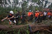 Bão Hagupit làm hơn 20 người thiệt mạng tại Philippines