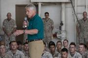 Bộ trưởng Quốc phòng Mỹ bất ngờ thăm Iraq