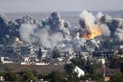 Iraq đề nghị Mỹ tăng cường không kích và cấp thêm vũ khí