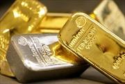 Giá vàng gần mức 'đỉnh' của 7 tuần