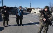 Quân đội Ukraine kéo dài lệnh ngừng bắn ở miền Đông