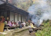 'Làng ma' ở Nhật Bản, nơi hình nộm nhiều hơn cư dân
