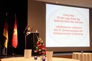 Kỷ niệm 70 năm thành lập QĐND Việt Nam tại Đức