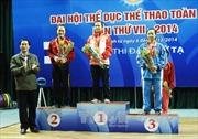 Khai mạc giải Cử tạ và Bơi Đại hội TDTT toàn quốc