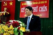 Bầu bổ sung Phó Chủ tịch UBND tỉnh Đắk Lắk
