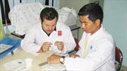 Nhiều người nước ngoài đến Bệnh viện Chợ Rẫy điều trị