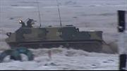 Quân đội Nga thử nghiệm 'ngựa thép' mới