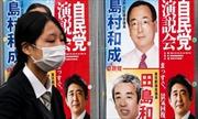 Nhật Bản bắt đầu bầu cử Hạ viện