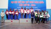 Đoàn TP.HCM giành nhiều giải cao tại Đại hội TDTT toàn quốc