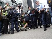 Gần 1.000 người Hong Kong bị bắt vì 'Chiếm Trung tâm'