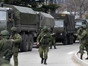 Các phần tử vũ trang bắt giữ con tin tại Bỉ