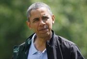 Tổng thống Mỹ chưa quyết về dự luật trừng phạt Nga