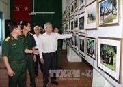Triển lãm nghệ thuật về Quân đội nhân dân Việt Nam
