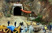 Sập hầm tại thủy điện Đa Dâng, 11 người mắc kẹt