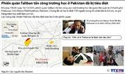 Phiến quân Taliban tấn công trường học ở Pakistan đã bị tiêu diệt