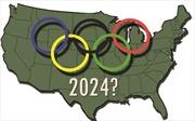Mỹ chạy đua đăng cai Olympic 2024