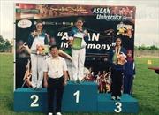 Việt Nam giành thêm 9 huy chương Đại hội Thể thao sinh viên Đông Nam Á
