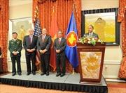 Kỷ niệm 70 năm ngày thành lập QĐND Việt Nam tại Mỹ