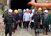 Phó Thủ tướng Hoàng Trung Hải trực tiếp chỉ đạo cứu hộ vụ sập hầm