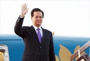 Thủ tướng tham dự Hội nghị Thượng đỉnh Tiểu vùng Mê Công mở rộng lần thứ 5